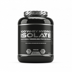 100% Whey Hydro Isolate SS...