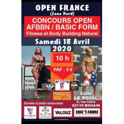 GP OPEN FRANCE AFBBN - 18...