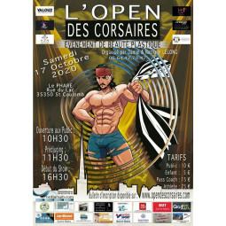 OPEN DES CORSAIRES -17...