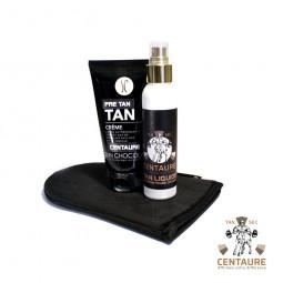 Spay Tan + Liquid Tan Dark...