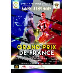 GP DE FRANCE  ABBF-WPF